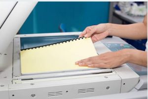 Important Points in Using a Copier Machine
